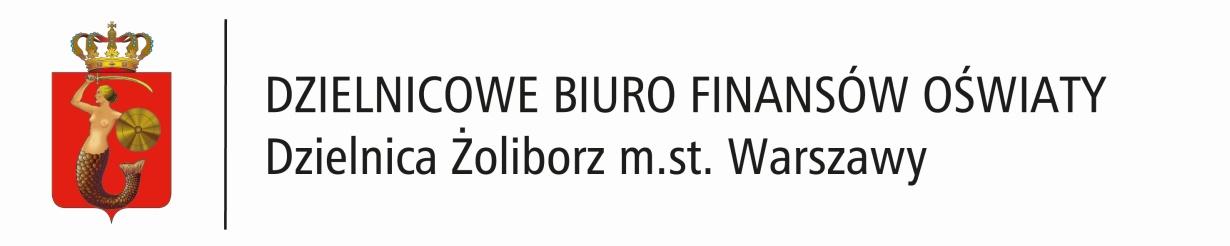 Dzielnicowe Biuro Finansów Oświaty - Żoliborz m.st. Warszawy